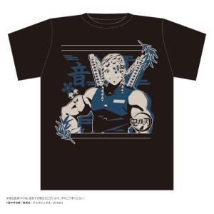 鬼滅の刃 ボトル入りTシャツ M柄 宇髄天元 Black kids[タカラトミーアーツ]《発売済・在庫品》|amiami