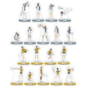 新テニスの王子様 アクリルスタンド ぷちっとコレクション 18個入りBOX[ムービック]《発売済・在庫品》|amiami