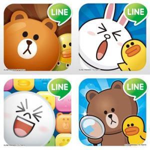 ジグソーパズル LINE ゲーム 100ピースミニパズル 4種セット[エンスカイ]《取り寄せ※暫定》|amiami