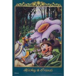 ジグソーパズル ディズニー ジャングル探検中! 204ピース(98-624)[やのまん]《取り寄せ※暫定》