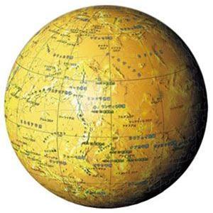 ジグソーパズル 3D球体 天体シリーズ 金星儀-THE VENUS- 60ピース(2003-422)[やのまん]《取り寄せ※暫定》|amiami