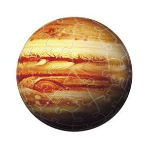 ジグソーパズル 3D球体 天体シリーズ 木星儀-THE JUPITER- 60ピース(2003-424)[やのまん]《取り寄せ※暫定》|amiami