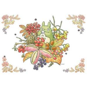 ジグソーパズル となりのトトロ 秋の木の実 108ピース(108-408)[エンスカイ]《発売済・在庫品》|amiami