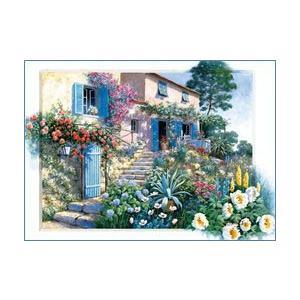 ジグソーパズル パズルの超達人EX(ペターモッツ・キャンバスペーパー) 花の階段を上がって・・・ 2000SSピース (54-203)[エポック]《発売済・在庫品》|amiami