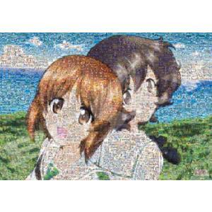 ジグソーパズル ガールズ&パンツァー モザイクアート 1000ピース (1000T-72)[エンスカイ]《発売済・在庫品》 amiami