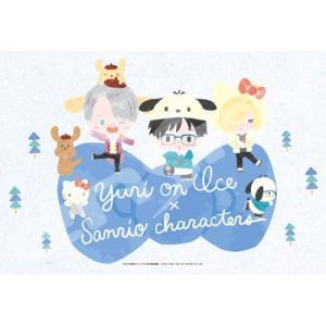 ジグソーパズル ユーリ!!! on ICE × サンリオキャラクター 300ピース(300-1306)[エンスカイ]《発売済・在庫品》|amiami