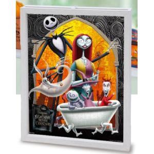 ジグソーパズル プチ2ライト Disney ナイトメア・パーティ 300ピース (42-47)[やのまん]《発売済・在庫品》|amiami