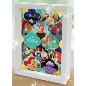 ジグソーパズル プチライト Disney ドリーム・シーンズ‐リトル・マーメイド‐ 99ピース (99-421)[やのまん]《発売済・在庫品》|amiami