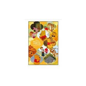 ジグソーパズル プチライト Disney ドリーム・シーンズ‐くまのプーさん‐ 99ピース (99-422)[やのまん]《発売済・在庫品》 amiami
