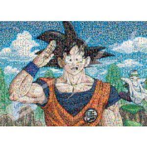 ジグソーパズル ドラゴンボールZ ドラゴンボールZ モザイクアート 2000ピース(2000-110)[エンスカイ]《発売済・在庫品》 amiami