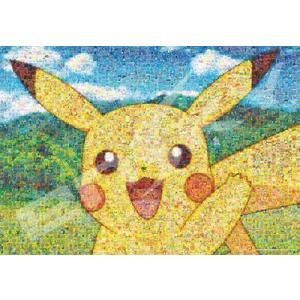 ジグソーパズル ポケットモンスター ポケモンモザイクアートR -ピカチュウ- 500ラージピース (500T-L17)[エンスカイ]《発売済・在庫品》|amiami