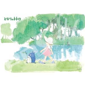 ジグソーパズル イメージアートシリーズ となりのトトロ 水辺の散歩 108ピース (108-413)[エンスカイ]《発売済・在庫品》|amiami