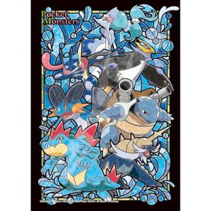 アートクリスタルジグソー ポケットモンスター TYPE:WATER 208ピース(208-AC53)[エンスカイ]《発売済・在庫品》|amiami