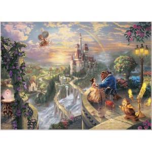 ディズニー ジグソーパズル Beauty and the Beast Falling in Love 2000ピース (D-2000-624)[テンヨー]《03月予約※暫定》 amiami