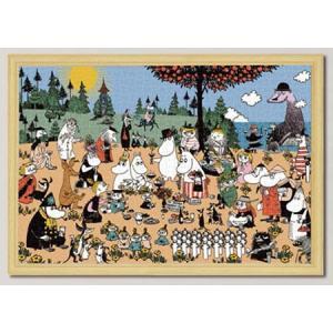 ジグソーパズル ムーミン谷の素敵な仲間 1000ピース (10-1306)[やのまん]《03月予約※暫定》 amiami