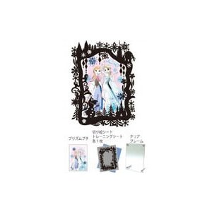 プリズムアート ジグソーパズルプチ Disney KIRIART(キリアート) ‐Anna&Elsa‐ 70ピース (97-186)[やのまん]《03月予約※暫定》 amiami
