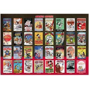 ジグソーパズル ディズニー ムービーポスターコレクション 1000ピース (D-1000-496)(仮称)[テンヨー]《03月予約※暫定》 amiami