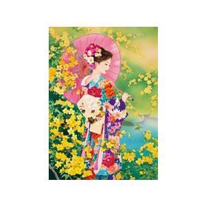 ジグソーパズル 春代 麗姿 500ピース (06-089)[エポック]《03月予約※暫定》 amiami