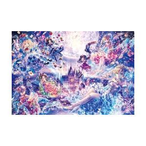 ジグソーパズル ファンタジックアート・おにねこ(光るパズル)プリンセス物語 300ピース (28-314)[エポック]《03月予約※暫定》 amiami