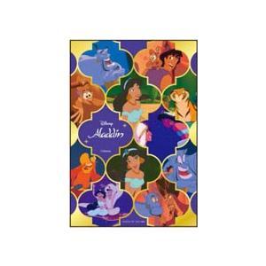 ジグソーパズル プチライト Disney ドリーム・シーンズ‐アラジン‐ 99ピース (99-436)[やのまん]《04月予約》 amiami