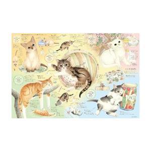 ジグソーパズル 猫町ナーゴの仲間たち 1000ピース (11-574)[エポック]《04月予約》|amiami