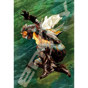 ジグソーパズル 仮面ライダーシリーズ 菅原芳人WORKS 野獣躍動 300ピース (300-1334)[エンスカイ]《発売済・在庫品》|amiami