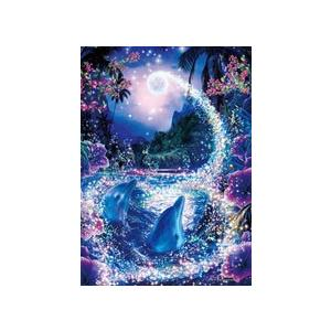 ジグソーパズル LASSEN(光るパズル) ミスティック ワールド 500ピース(07-715)[エポック]《取り寄せ※暫定》|amiami
