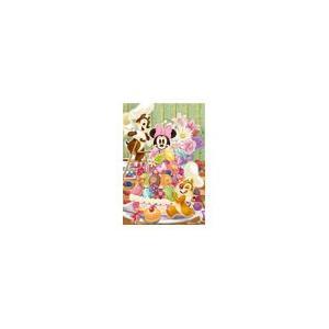 ジグソーパズル プチライト ディズニー デリシャス・マカロンツリー 99ピース (99-444)[やのまん]《発売済・在庫品》|amiami