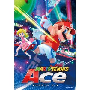 ジグソーパズル マリオテニス エース 300ピース (300-1355)[エンスカイ]《発売済・在庫品》|amiami