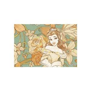 パズルデコレーションmini ディズニー Royal Floral(ベル) 70ピース (70-011)[エポック]《発売済・在庫品》|amiami