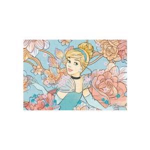 パズルデコレーションmini ディズニー Royal Floral(シンデレラ) 70ピース (70-012)[エポック]《発売済・在庫品》|amiami