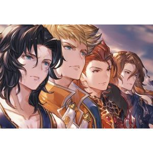 ジグソーパズル グランブルーファンタジー 亡国の四騎士 1000ピース[ビバリー]《発売済・在庫品》|amiami