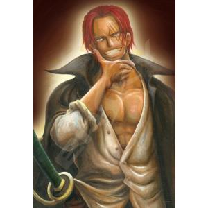 ジグソーパズル ワンピース 肖像画『シャンクス』 300ピース (300-1381)[エンスカイ]《発売済・在庫品》|amiami