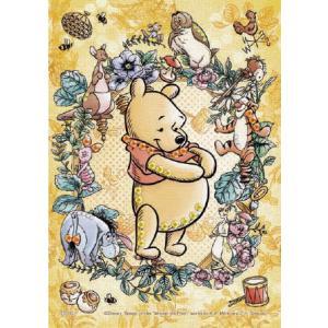 ジグソーパズル パズルデコレーション Winnie the Pooh(くまのプーさん)-Sweet Afternoon- 108ピース (72-026)[エポック]《在庫切れ》|amiami