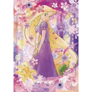 ジグソーパズル パズルデコレーション Rapunzel(ラプンツェル)-Glowing Hair- 108ピース (72-027)[エポック]《在庫切れ》|amiami