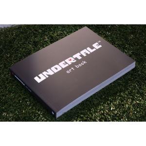 「UNDERTALE」アートブック 日本語版 (書籍)[Fangamer]《発売済・在庫品》