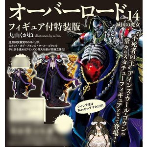 オーバーロード 14 滅国の魔女 フィギュア付特装版 (書籍)[KADOKAWA]《03月予約》