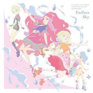 CD AIKATSU☆STARS! / Endless Sky[ランティス]《取り寄せ※暫定》|amiami