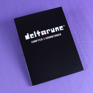FANGAMERJAPAN 「DELTARUNE」Chapter 1 サウンドトラック(日本語版)の商品画像|ナビ
