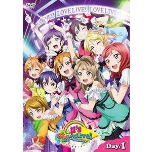 DVD ラブライブ!μ's Go→Go! LoveLive! 2015 -Dream Sensation!- Day1[ランティス]《取り寄せ※暫定》|amiami
