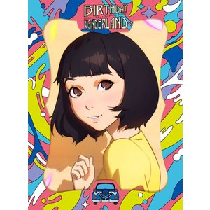 BD バースデー・ワンダーランド 完全生産限定版 (Blu-ray Disc)[アニプレックス]《11月予約※暫定》|amiami