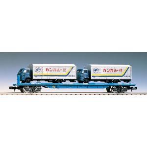 2770 私有貨車 クム80000形(4tトラック2台付)(再販)[TOMIX]《発売済・在庫品》|amiami