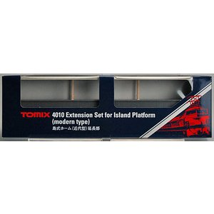 4010 島式ホームセット(近代型)延長部(再販)[TOMIX]《発売済・在庫品》|amiami