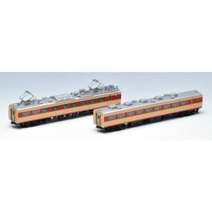 92428 国鉄 485系特急電車(AU13搭載車)増結セット(T)(再販)[TOMIX]《発売済・在庫品》|amiami