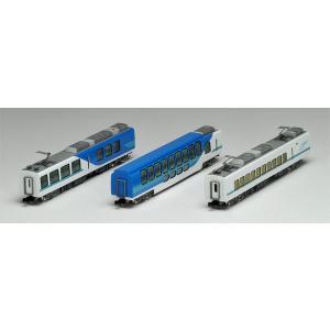 92500 近畿日本鉄道 50000系(しまかぜ)増結セット (3両)(再販)[TOMIX]《12月予約》|amiami