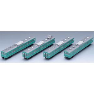 92559 国鉄 103系通勤電車(高運転台ATC車・エメラルドグリーン)基本セット (4両)(再販)[TOMIX]《01月予約》|amiami