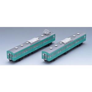 92560 国鉄 103系通勤電車(ユニットサッシ・エメラルドグリーン)増結セット (2両)(再販)[TOMIX]《01月予約》|amiami