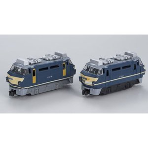 Bトレインショーティー EF66形電気機関車(27号機+JR貨物新更新色)[バンダイ]《発売済・在庫品》|amiami