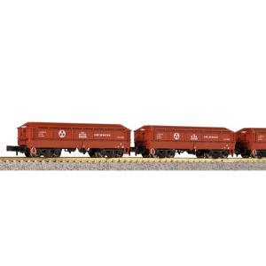 10-1277 ホキ9500 矢橋工業 8両セット(再販)[KATO]《発売済・在庫品》