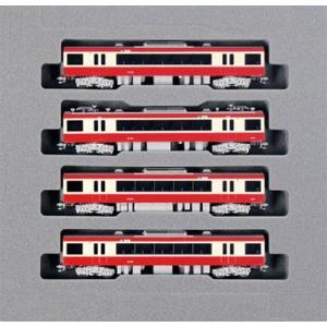 10-1308 京急2100形 増結セット(4両)(再販)[KATO]《発売済・在庫品》